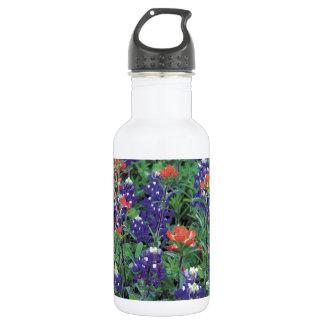 Nature Spring Flower Purple Spring 532 Ml Water Bottle