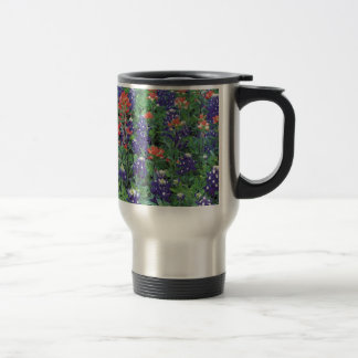 Nature Spring Flower Purple Spring Mug