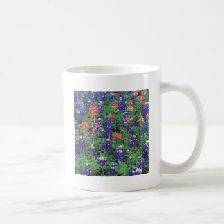 Nature Spring Flower Purple Spring Coffee Mug