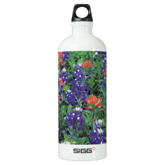 Nature Spring Flower Purple Spring SIGG Traveller 1.0L Water Bottle