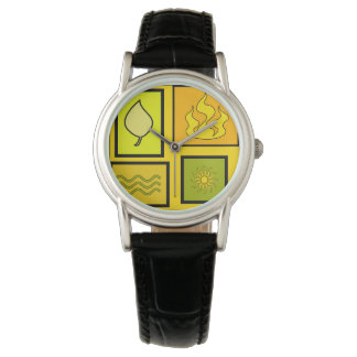 Nature Squares Fashion Watch by Julie Everhart