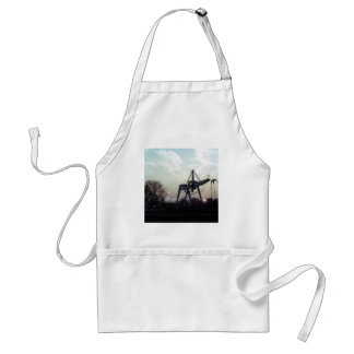 Nature Sunset Fine Night Industrial Standard Apron
