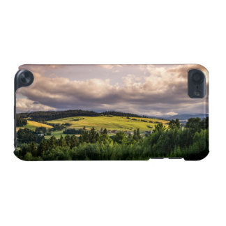 Nature Sunset Hills Landscape In Poland iPod Touch 5G Case