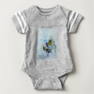 Nature Takes its Course... Baby Bodysuit