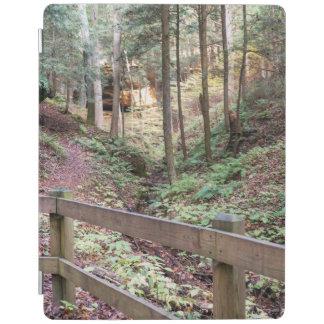 Nature Trail walking Path iPad Smart Cover iPad Cover