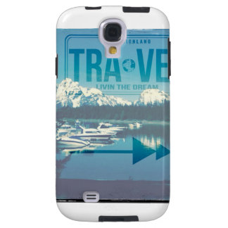 Nature/Travel Samsung Galaxy Phone Case Galaxy S4 Case