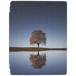 Nature Tree & Sky Lake Reflection iPad Smart Cover iPad Cover