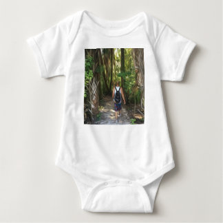 Nature Trippin Baby Bodysuit