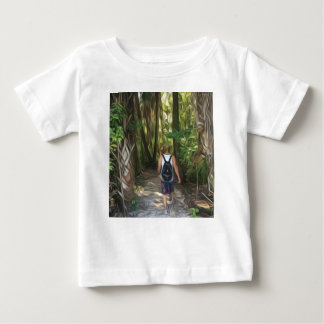 Nature Trippin Baby T-Shirt