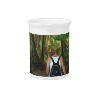 Nature Trippin Pitcher