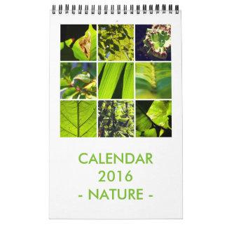 Nature Wall Calendars