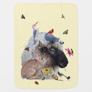 Nature Welcomes Baby: Baby Blanket