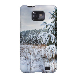 Nature Winter New Plantation Samsung Galaxy S2 Covers