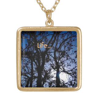 Nature with me pendant