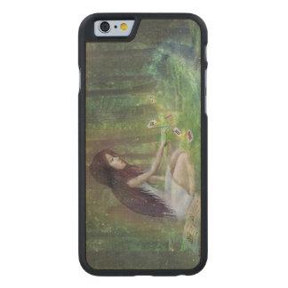 NatureFantasy girl Carved® Maple iPhone 6 Slim Case