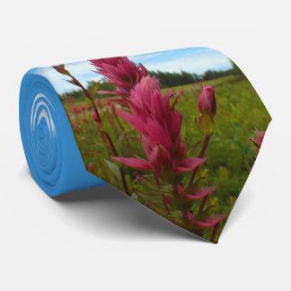 Natures Best - Indian Paintbrush Tie