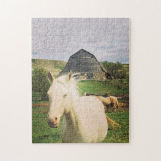 Natures Best - Little Horse on the Prairie Puzzle