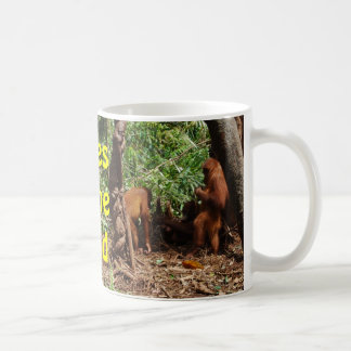 Nature's Boys and Girls Gone Wild Coffee Mug
