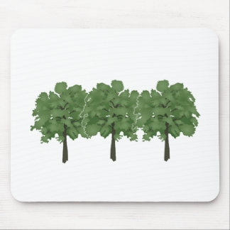 Natures Brush Mouse Pad