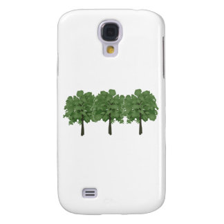 Natures Brush Samsung Galaxy S4 Cover