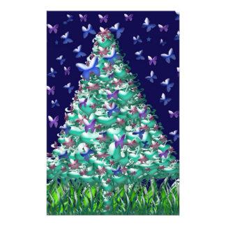 Natures Christmas Tree 14 Cm X 21.5 Cm Flyer