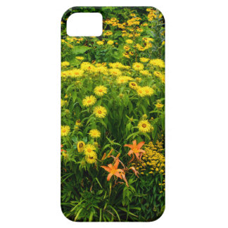 Natures Garden iPhone 5 Cover