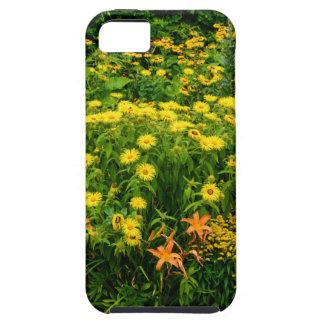 Natures Garden iPhone 5 Covers