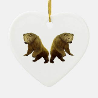 Natures Gifts Ceramic Ornament