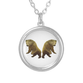 Natures Gifts Silver Plated Necklace