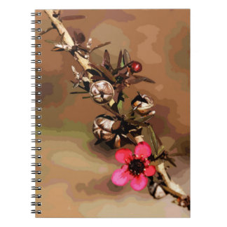 Nature's Gifts Spiral Notebook