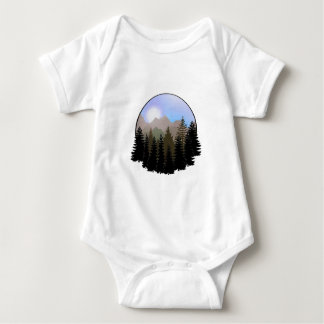 Nature's Globe Baby Bodysuit