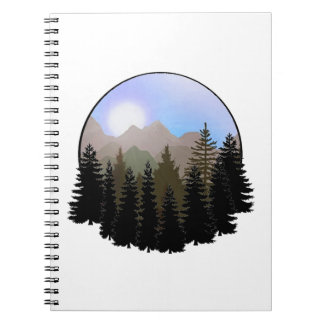 Nature's Globe Notebooks