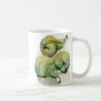 Nature's Kitchen: Pears Coffee Mug
