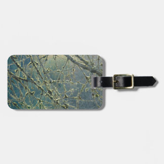 Nature's Lace Luggage Tag