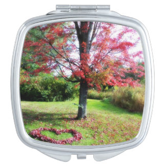 Natures Love Compact Mirror