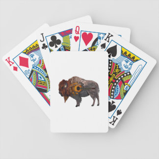 Natures Melody Bicycle Playing Cards