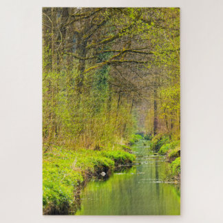 Nature's Reflection (1014 pieces) Jigsaw Puzzle