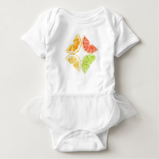 Nature's Sour Sweet Jewels Baby Bodysuit