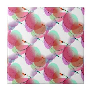 Nature's Spiral Design Tiles