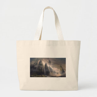 Nature's Stronghold Large Tote Bag