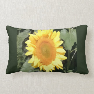 Nature's Sunflower Lumbar Cushion