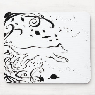 Nature's WInd Mouse Pad