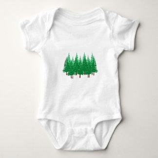 Nature's Wonderland Baby Bodysuit