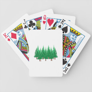 Nature's Wonderland Bicycle Playing Cards