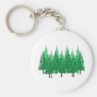 Nature's Wonderland Key Ring