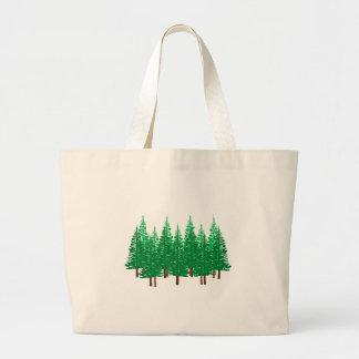 Nature's Wonderland Large Tote Bag