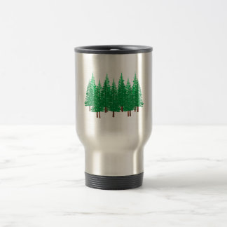 Nature's Wonderland Travel Mug