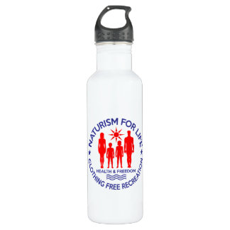 Naturist - Naturism For Life 710 Ml Water Bottle