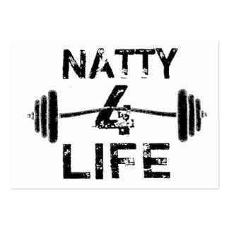 Naty 4 Life Logo Wear Business Card Template