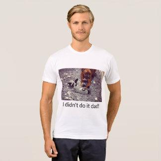Naughty Boxer dog T-Shirt